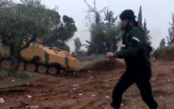 ÖSO, Burseya Dağı'ndan çekildi: Çatışmalar sürüyor!
