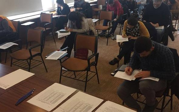 Anadolu Üniversitesi AÖF 14 Ocak sınav bilgi sonucu