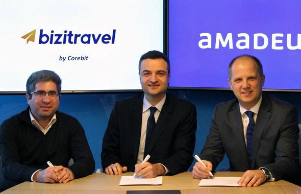 Amadeus ve Corebit'ten turizm acentalarına bizitravel yazılımı