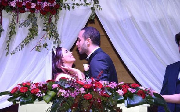 Yeşim Salkım'ın kızının düğününde davetsiz misafir tüm gözler üstündeydi
