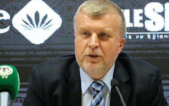 FETÖ'den yargılanan Konyaspor'un eski başkanı için karar çıktı