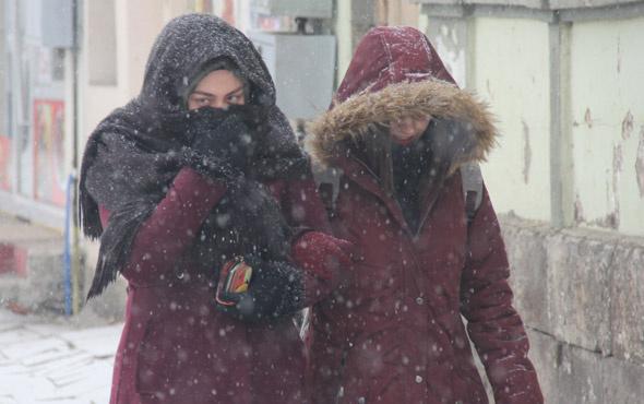 Afyon hava durumu kar yağacak mı yeni uyarı
