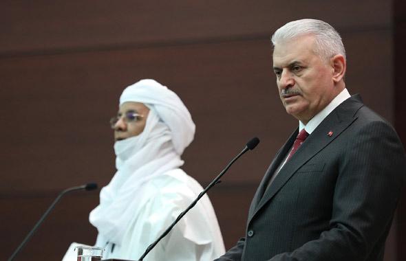 Başbakan Binali Yıldırım Afrin ve Yunanistan açıklaması...