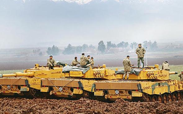 Almanya'nın skandal tank kararına Türkiye'den flaş yanıt!