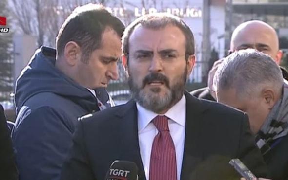 AK Parti'den CHP'ye sert Afrin tepkisi