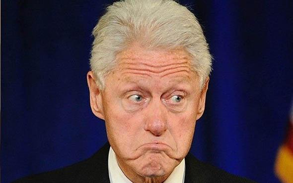 Bill Clinton'a Monica'yı sorunca…
