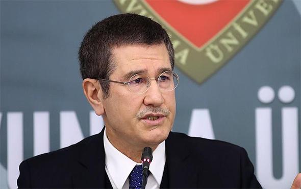 Bakan Canikli'den Afrin ve mühimmat açıklaması