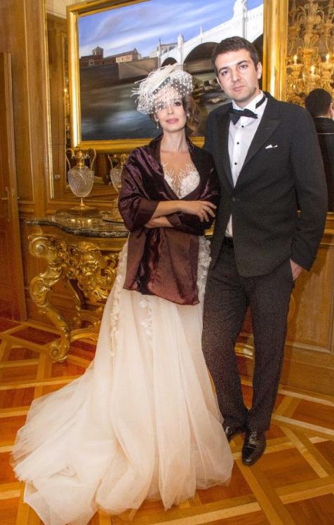 Pelin Batu Dr. Macit Bitargil'le evlendi! Neden Roma'yı seçti
