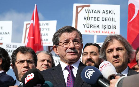 Davutoğlu: 2019'da yeni bir dönem başlayacak