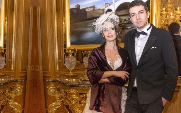 Pelin Batu evlendi eşi Dr. Macit Bitargil kimdir