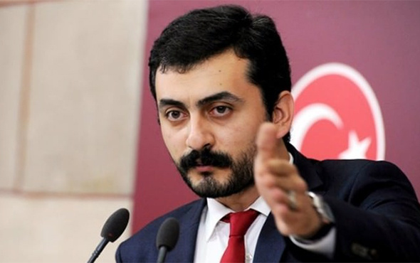 """CHP'li Eren Erdem'den çirkin sözler! """"Kimdir bu it sürüsü?"""""""