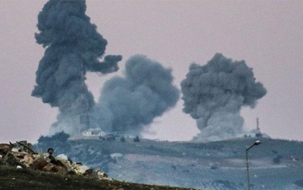 TSK'dan Afrin operasyonu açıklaması
