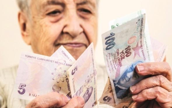 2018 emekli zammı ne kadar SGK bağkur ocak enflasyon farkı