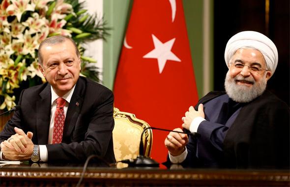Ruhani Erdoğan'a söyledi Reuters son dakika olarak geçti