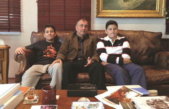 Murat Ülker'den 'mal kaçırıyor' iddialarına cevap...