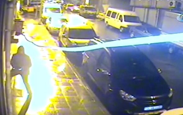 Zeytinburnu'nda baltalı hırsızlar kamerada