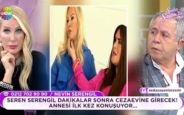 Seren Serengil'in annesi Nevin Teoma, Seda Sayan'a konuştu