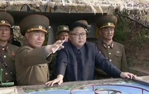 Kim Jong-un yalanı ortaya çıktı idam ettirdim demişti hepsi hortladı