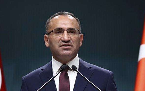 Başbakan Yardımcısı Bozdağ'dan mor beyin ve KHK açıklaması