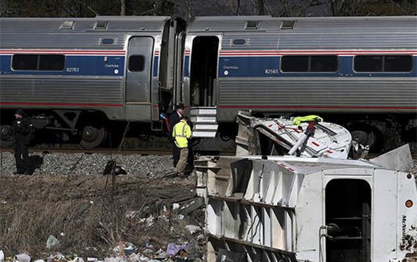 Vekilleri taşıyan tren kaza yaptı: 1 ölü, 1 yaralı!