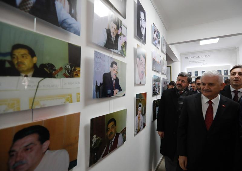 Yıldırım'dan El Bab'daki PTT şubesine kargo