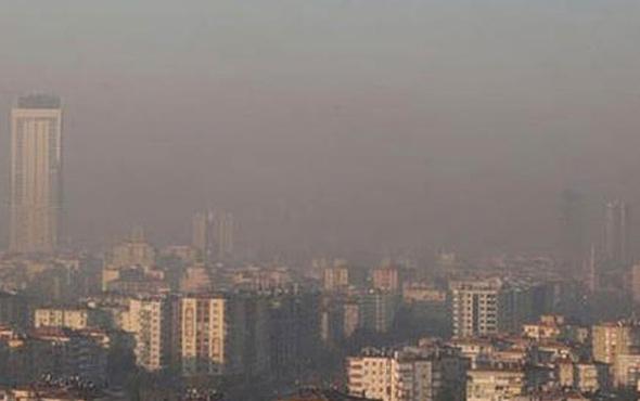 Türkiye zehir soluyor! Sadece 6 ilin havası temiz çıktı