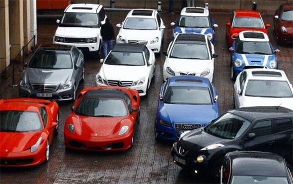 Ultra lüks araçlarda en çok satan markalar belli oldu!