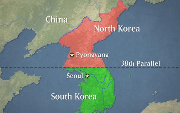 Kore yarımadasında tarihi gelişme Güney Kore ve Kuzey Kore anlaştı