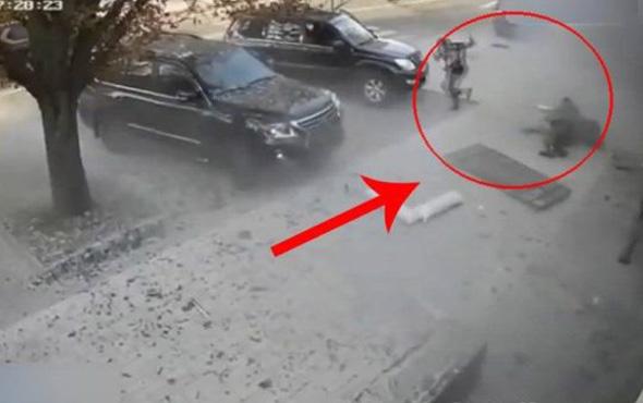 Ukrayna'daki Zaharçenko suikastı saniye saniye yayınlandı