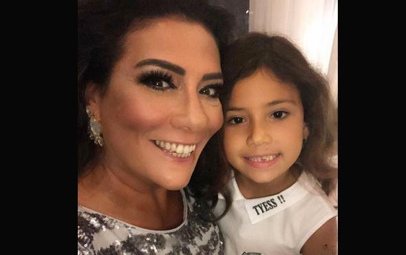 Işın Karaca kızını özel okuldan aldı