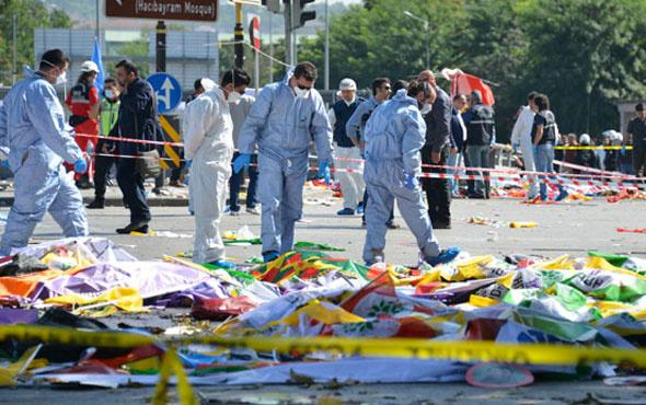 103 kişinin öldüğü Ankara Garı saldırısının 3. yılı!