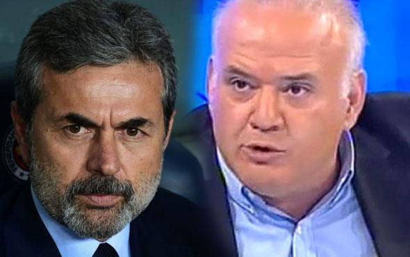 Ahmet Çakar da Aykut Kocaman'a fena salladı!