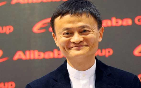 Alibaba'nın CEO'su Jack Ma: Nakitsiz bir toplum istiyorum