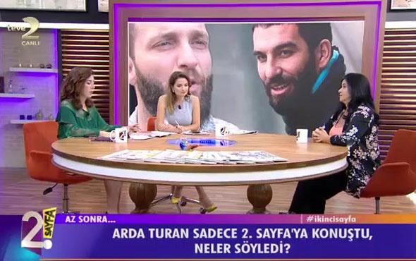 Arda Turan kavganın detaylarını anlattı! Evet yanımda silah vardı