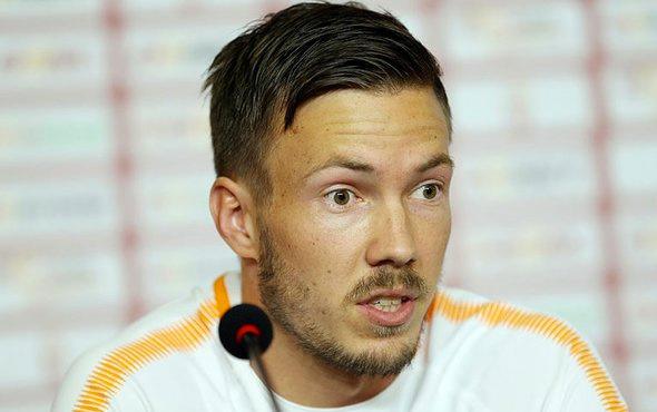 Martin Linnes: Galatasaray'la imzalamak için sabırsızlanıyorum