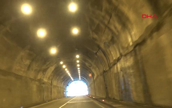 Zigana tüneli bittiğinde Avrupa'nın en uzun olacak