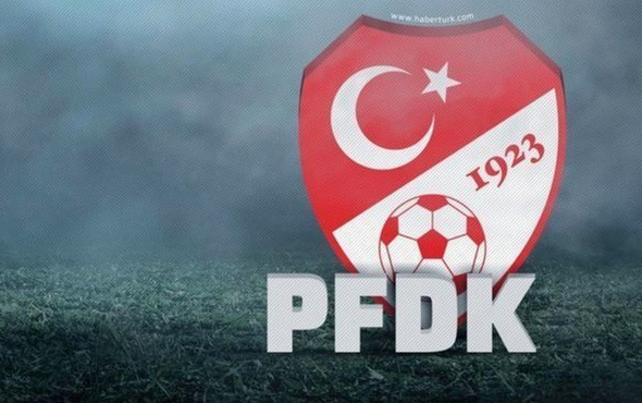 PFDK Beşiktaş ve Fenerbahçe'ye ceza yağdırdı