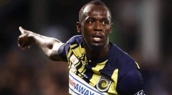 Usain Bolt profesyonel futbol kariyerinde ilk gollerini attı! Efsane hareketini yaptı - Sayfa 4