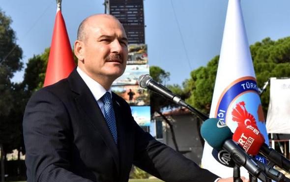 Bakan Soylu: Türkiye birilerini panikletti