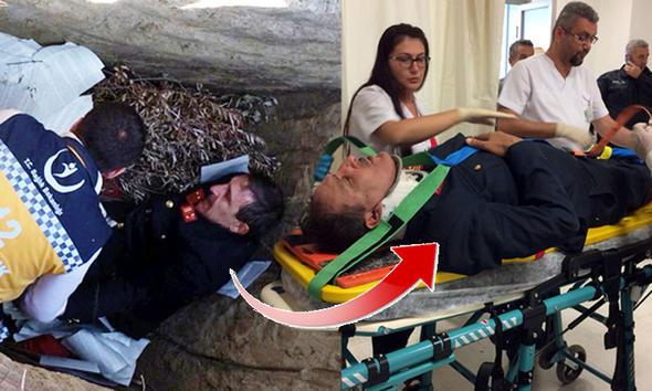 Ünlü oyuncu Cem Özer korkuttu: Hemen hastaneye kaldırıldı!
