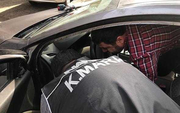 Sigara kaçakçılarının zulası bu kez polisi de şaşırttı!