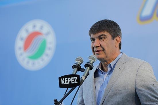 Büyükşehir'den Kepez'e 2.2 milyar TL'lik yatırım