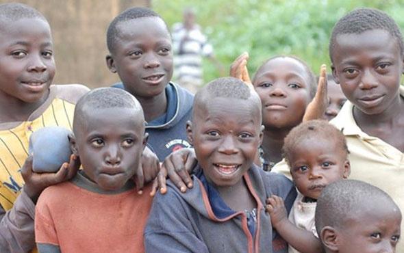 Nijerya'da milisler 833 çocuğu serbest bırakıldı!