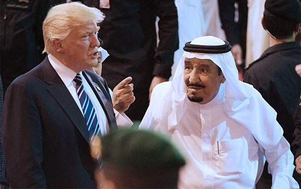 Trump Kaşıkçı konusunda Kral Selman ile görüşecek