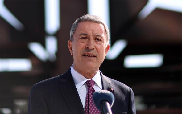 Hulusi Akar'dan 'münbiç' açıklaması!