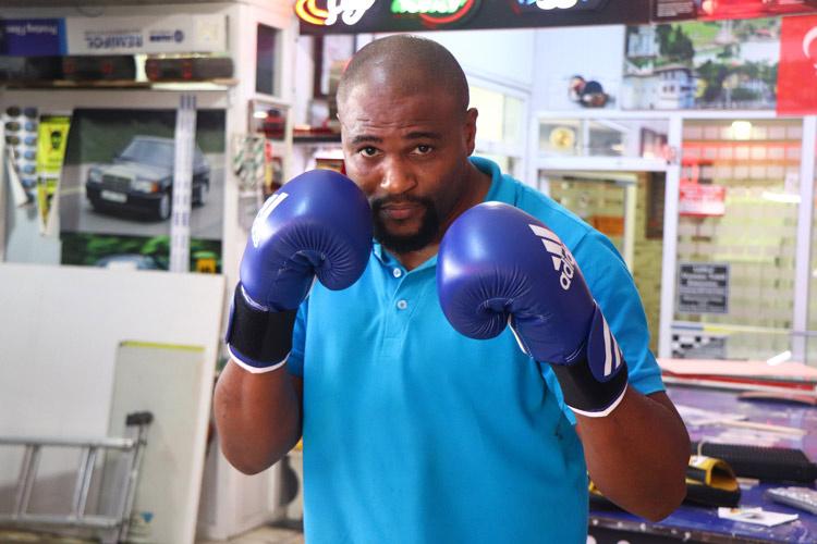 Kübalı eski boksör İslam'ı seçti sünnet oldu! Şimdi ise...