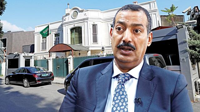 Suudi Arabistan Başkonsolosu Türkiye'yi terk etti!