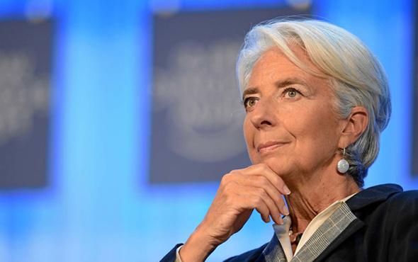 IMF Başkanı Lagarde'dan Suudi Arabistan kararı