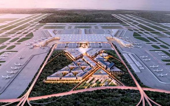 İstanbul'da bir ilk! Yeni Havaalanı'nda yapılacak