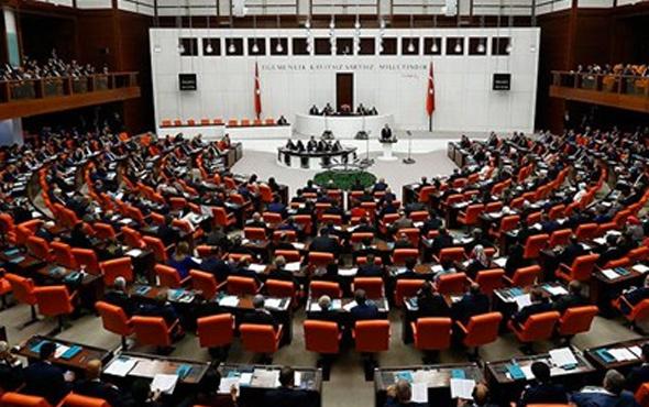Bütçe tasarısı Meclis'e sunuldu